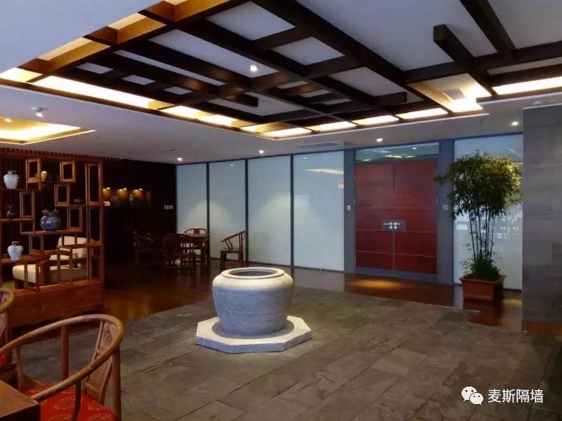 麦斯隔墙【案例】中国能源建设集团