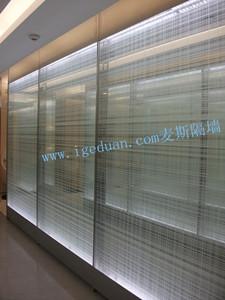 艺术玻璃隔墙04